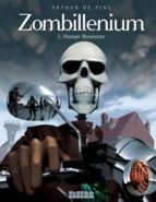 zombillenium (vol. 2): human resources arthur de pins 9781561638505