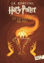 harry potter et la coupe de feu j.k. rowling 9782070585205