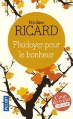 plaidoyer pour le bonheur-matthieu ricard-9782266144605
