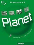 planet 3 arbeitsbuch (libro ejercicios) 9783190116805