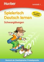 spielerisch deutsch lernen schwungübungen. lernstufe 1: deutsch als zweitsprache / fremdsprache 9783191794705