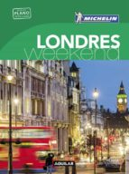 londres (la guia verde weekend 2106) 9788403511705