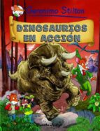 comic geronimo stilton 7: dinosaurios en accion 9788408098805
