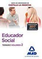 educadores sociales de la junta de comunidades de castilla la mancha. temario especifico (vol. 2) 9788414203705