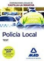 policía local de castilla-la mancha. test-9788414207505