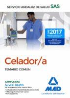 celador del servicio andaluz de salud: temario comun-9788414209905