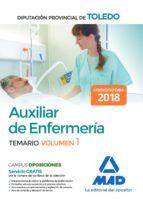 auxiliar de enfermería de la diputación provincial de toledo. volumen 1 9788414214305
