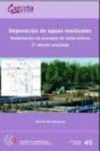 depuracion de aguas residuales-manuel gil rodriguez-9788415452805