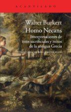 homo necans-walter burkert-9788415689805