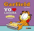 garfield: yo amo la lasaña jim davis 9788416435005