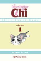 el dulce hogar de chi. tomo 1-konami kanata-9788416543205