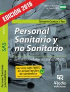 personal sanitario y no sanitario del sas. temario comun y test (2ª ed.)-noelia diez herrero-9788416745005