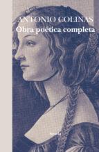 obra poetica completa antonio colinas 9788416749805