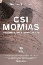 csi momias (viii premio juan antonio cebrian)-helena r. olmo-9788416847105