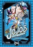 jojo s bizarre adventure parte 3: stardust crusaders nº 4-hirohiko araki-9788417356705