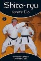 shito karate-do 2-santiago cerezo-cristobal gea-9788420305905