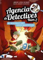 agencia de detectives nº 2 :9 el misterio del circo mantovani jorn lier horst 9788424663605