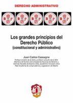 los grandes principios de derecho público juan carlos cassagne 9788429018905