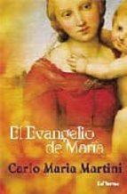 el evangelio de maria carlo maria martini 9788429318005