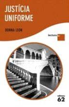 justicia uniforme-donna leon-9788429768305