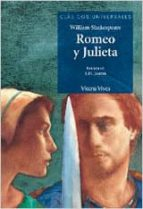 romeo y julieta, de william shakespeare auxiliar de bup j. m. jaumà 9788431641405