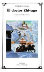 el doctor zhivago-boris pasternak-9788437610405