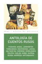 antologia de cuentos rusos 9788446021605