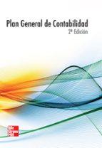 plan general de contabilidad (2ª ed.) 9788448180805
