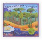 com viuen els animals?-christiane dorion-9788466132305