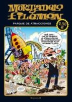 mortadelo y filemon parque de atracciones-9788466648905