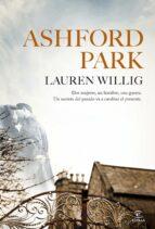 ashford park-lauren willig-9788467034905