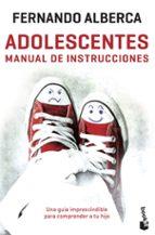 adolescentes. manual de instrucciones-fernando alberca-9788467045505