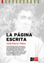 la pagina escrita. manual de escritura jordi sierra i fabra 9788467511505