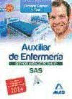 AUXILIAR ENFERMERIA DEL SERVICIO ANDALUZ DE SALUD. TEMARIO COMUN Y TEST