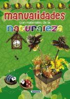 manualidades con materiales de la naturaleza-9788467712605