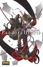 pandora hearts (vol. 8) jun mochizuki 9788467911305