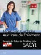 auxilar de enfermería (sacyl) test-9788468169705