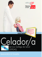 oposiciones sergas. servicio gallego de salud celador-9788468195605