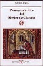 panorama critico del mester de clerecia isabel uria 9788470398605
