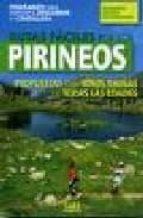 rutas faciles por los pirineos. propuestas para niños y niñas de todas las edades-joan portell-9788482162805