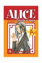alice: escuela de magia nº 14 tachibana higuchi 9788483576205