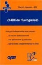 el abc del huecograbado cheryl l. kasunich 9788486219505
