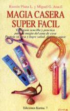 magia casera super facil-ramon plana lopez-miguel g. aracil-9788488885005