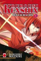 rurouni kenshin: restauracion 1 nobuhiro watsuki 9788490245705