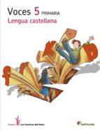 voces: lengua castellana, 5º primaria-9788490474105