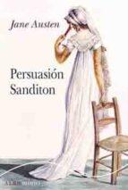persuasion / sanditon jane austen 9788490653005