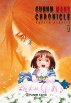 gunnm alita mars chronicle nº 05/05-yukito kishiro-9788491735205