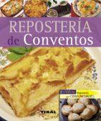 reposteria de conventos 9788492678105