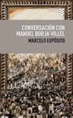 conversación con manuel borja-villel-marcelo exposito prieto-9788495157805