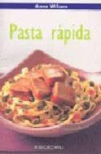 pasta rapida anne wilson 9788496048805